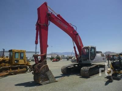 2001 LINK-BELT 330 LX Hydraulic Excavator