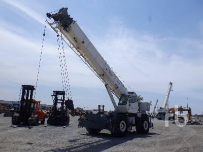 TEREX RT450 45 Ton 4x4x4 Rough Terrain Crane