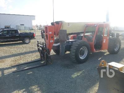 2004 JLG G10-55A 10000 Lb 4x4x4 Telescopic Forklift