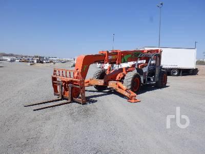 2014 XTREME XR2045 20000 Lb 4x4x4 Telescopic Forklift