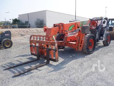 2015 XTREME XR1255 12000 Lb 4x4x4 Telescopic Forklift