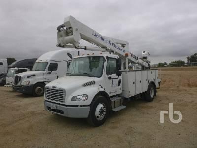 2016 FREIGHTLINER M2106 w/Terex HI-Ranger TL55 Bucket Truck