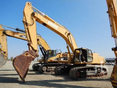 2002 JOHN DEERE 550LC Hydraulic Excavator