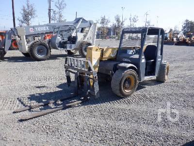 GEHL RS5-19 5500 Lb 4x4x4 Telescopic Forklift