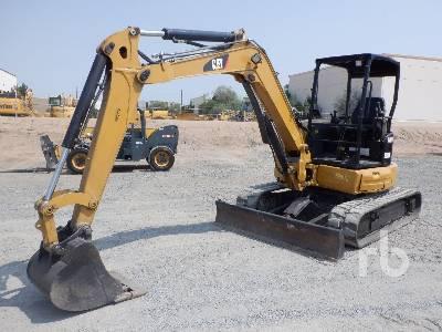 2015 CATERPILLAR 305.5 E2CR Mini Excavator (1 - 4.9 Tons)