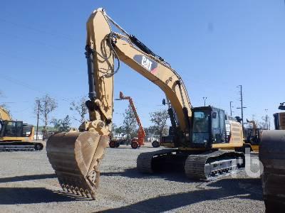 2013 CATERPILLAR 336E LH Hydraulic Excavator
