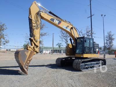 2020 CATERPILLAR 335F LCR Hydraulic Excavator