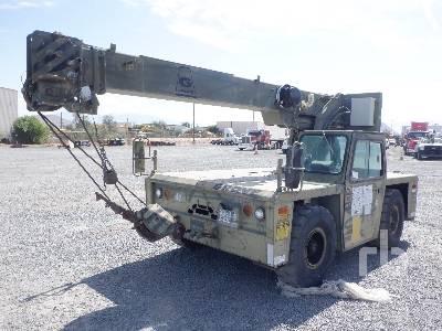 1991 GROVE AP308 8.5 Ton 4x4 Carry Deck Crane