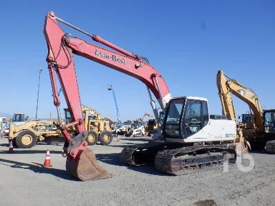1995 SUMITOMO SH200 Hydraulic Excavator