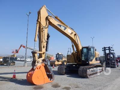 2005 CATERPILLAR 325CLCR Hydraulic Excavator