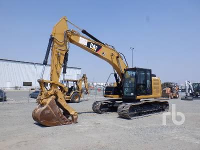 2016 CATERPILLAR 320E LRR Hydraulic Excavator