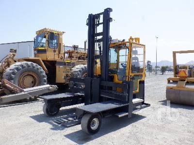 2008 COMBILIFT C12000 11000 Lb Forklift