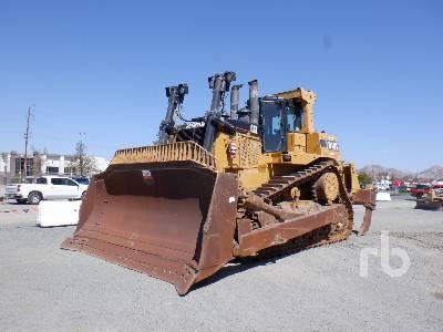 2007 CATERPILLAR D10T Crawler Tractor