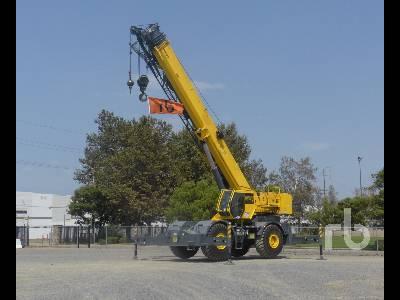 2014 GROVE RT765E-2 65 Ton 4x4x4 Rough Terrain Crane