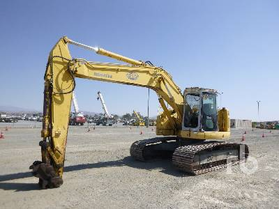 2000 KOMATSU PC228USLC-1 Hydraulic Excavator