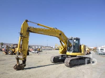 1999 KOMATSU PC228USLC-2 Hydraulic Excavator