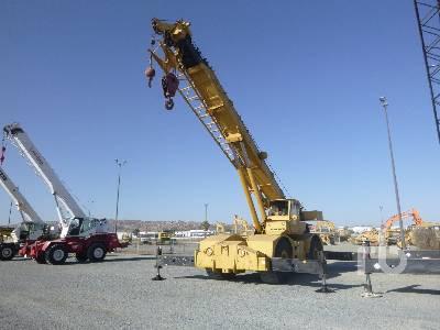 1981 GROVE RT740 40 Ton 4x4 Rough Terrain Crane
