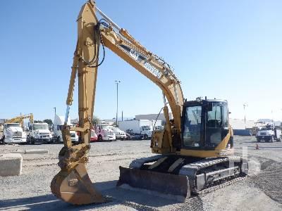 2007 CATERPILLAR 314CLCR Hydraulic Excavator