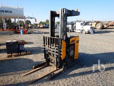 2015 JUNGHEINRICH ETR230 3000 Lb Electric Forklift