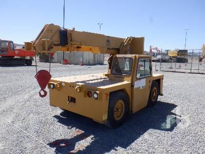 1991 GROVE AP206 6 Ton Carry Deck Crane
