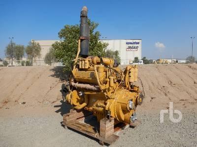 CAT 651B Engine