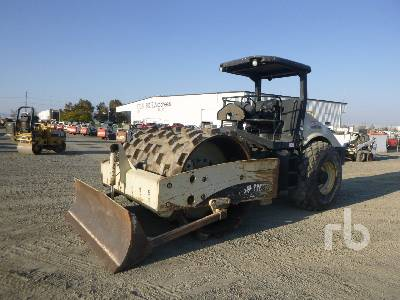 2005 INGERSOLL-RAND SD116DX TF Vibratory Padfoot Compactor