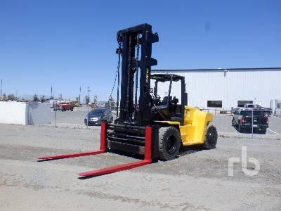 2016 HYSTER H360HD2 32800 Lb Forklift