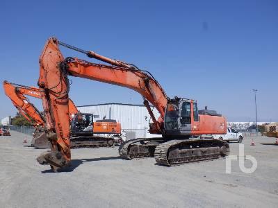 2005 HITACHI ZX450LC Hydraulic Excavator