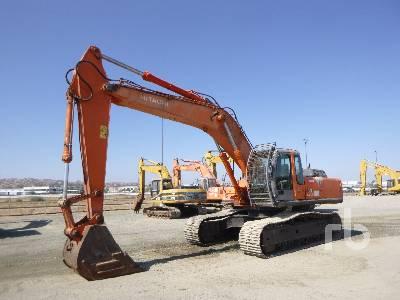 2004 HITACHI ZX370 Hydraulic Excavator