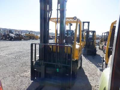2014 HYSTER H80FT 7800 Lb Forklift
