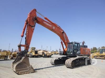 2013 HITACHI ZX470LCH-5B Hydraulic Excavator