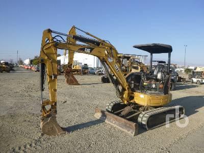 2006 CATERPILLAR 303.5CCR Mini Excavator (1 - 4.9 Tons)