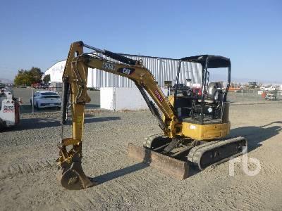 2013 CATERPILLAR 303.5E Mini Excavator (1 - 4.9 Tons)