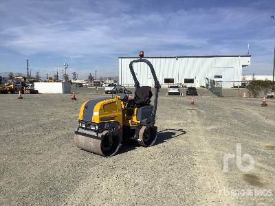 2017 Dynapac CC1000 Double Drum Roller