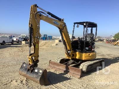 2020 Cat 304E2 CR Mini Excavator