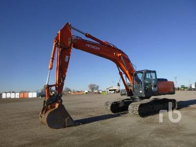 2006 HITACHI ZX350LC3 Hydraulic Excavator