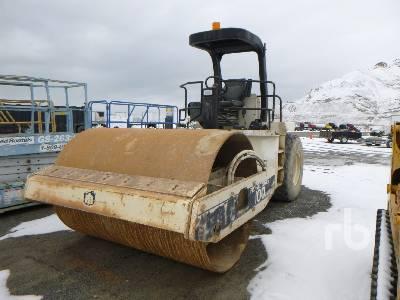 1999 INGERSOLL-RAND SD-100D Pro-Pac Vibratory Padfoot Compactor