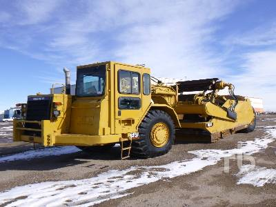 1997 CAT 623F Elevating Motor Scraper