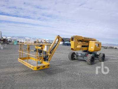 2017 HAULOTTE HA46RTJ PRO 4x4x4 Articulated Boom Lift