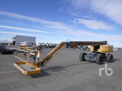 2017 HAULOTTE HT67RTJO 4x4 Boom Lift
