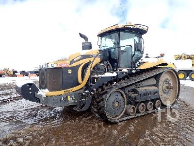 2015 CHALLENGER 845 Track Tractor