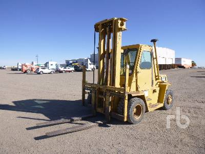 1979 CATERPILLAR V140 14000 Lb Forklift