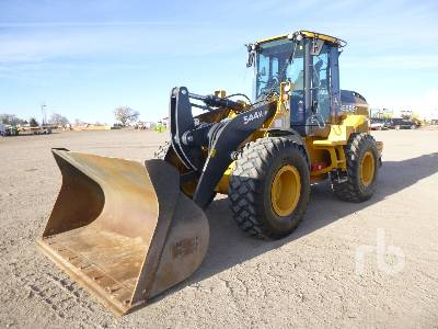 2018 JOHN DEERE 544K-II Wheel Loader