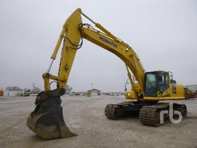 2013 KOMATSU PC390LC-10 Hydraulic Excavator