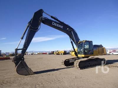 2013 JOHN DEERE 350GLC Hydraulic Excavator