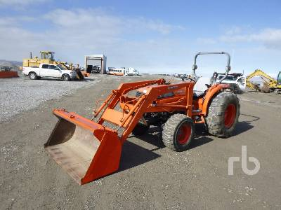 KUBOTA L5030D 4WD Utility Tractor