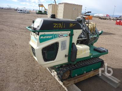 2010 MCELROY TRACSTAR 412/618 Crawler Pipe Fusion Machine