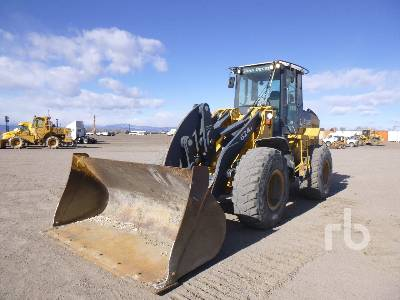 2006 JOHN DEERE 624J Wheel Loader