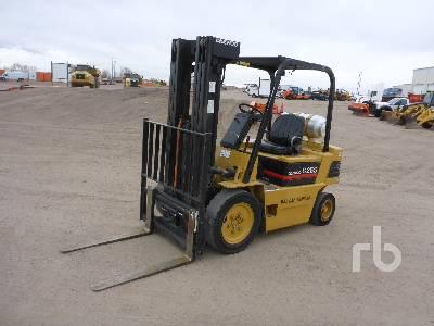 1995 DOOSAN G25S-2 4500 Lb Forklift