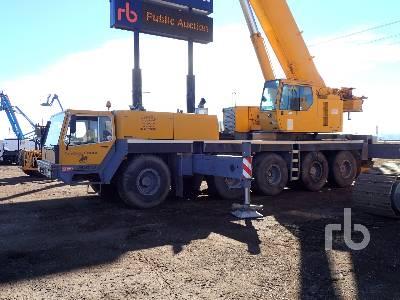 2002 LIEBHERR LTM11501 170 Ton All Terrain Crane